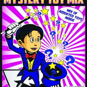 "1"" Toy Mix #2"