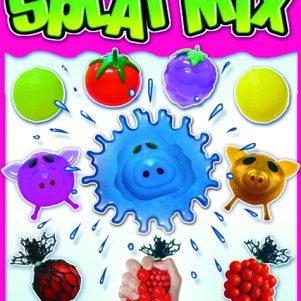"""2.5"""" Splat Mix"""
