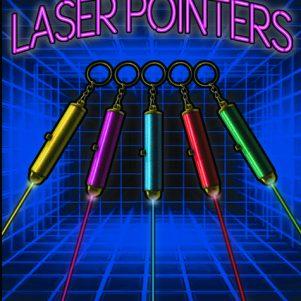 "2.3"" Laser Pointers"