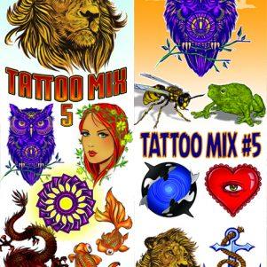 Tattoo Mix #5