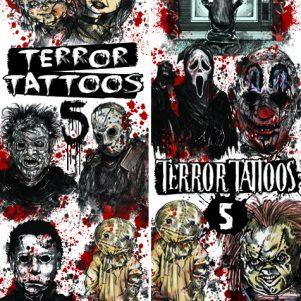 Terror Tattoos #5