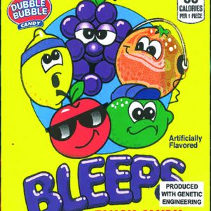 Bleeps Candy