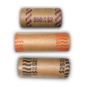 Cash Rolls 1$