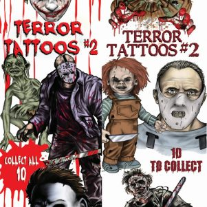 Terror Tattoos #2