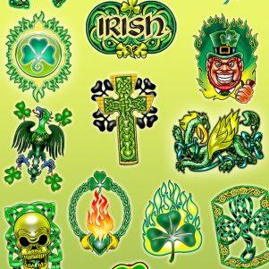 Lucky Irish Tattoos