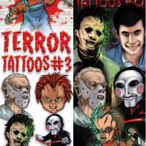 Terror Tattoos #3
