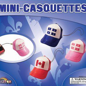 """2"""" Quebec/Canada Cap Mix"""