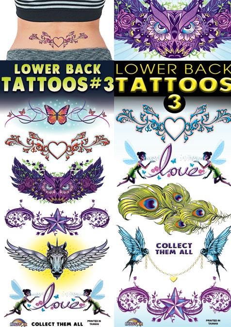 c748cce4b Lower Back Tattoos #3 - All Star Vending